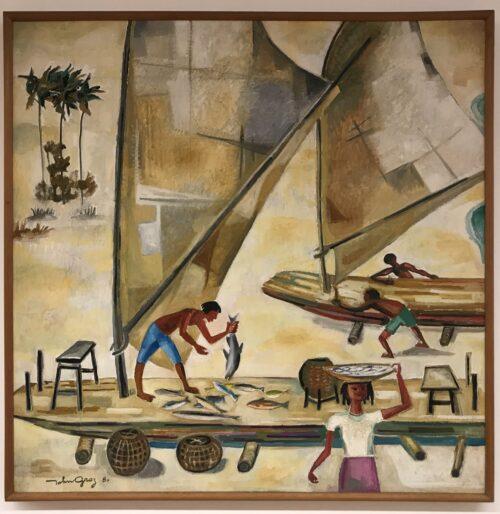 Pintura de John Graz