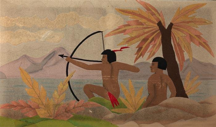 """Índios"", de Regina Gomide Graz"
